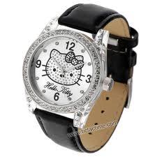 montre hello kitty une montre des plus jeunes montre homme et femme. Black Bedroom Furniture Sets. Home Design Ideas